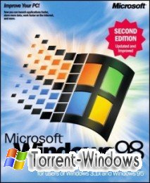 Windows 98 SE OEM Rus Drive Image Pro Скачать торрент
