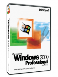 Windows 2000 Professional SP4 English (Win2k PRO SP4 ENG) Скачать торрент