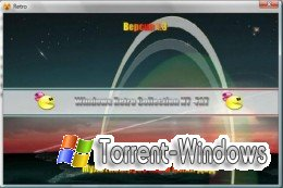 Windows 5 в 1 (Retro Collection NT-FAT Rus (95,98,ME,NT,2000)+Hirens Boot CD 9.7 rus - Mini-DVD Скачать торрент