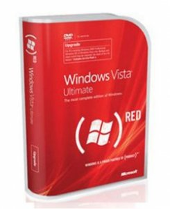 Windows Vista SP2 Project (RED) v.1.0 X64 (2009) Русский