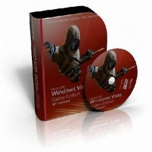 Windows Vista Game Edition SP1 x64 (2008) Русский