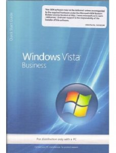 Windows Vista Business х 64 Russian SP2 (2009) Русский