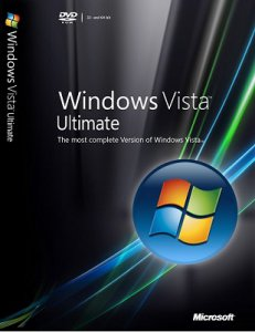 Microsoft Windows Vista Ultimate SP2 x86-x64 RU V-XIII by Lopatkin (2013) Русский