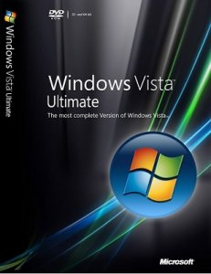 Microsoft Windows Vista Ultimate SP2 x86-x64 RU VI-XIII 7DD by Lopatkin (2013) Русский