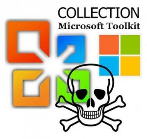 Microsoft Toolkit Collection Pack February (x86x64) (2016) [Rus/Eng]
