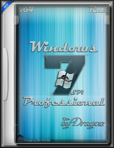 Windows 7 SP1 Professional x64 by Dragon [v.16.04.14] [Ru]