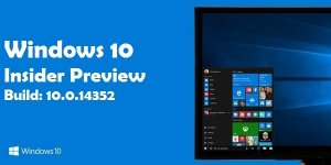 Microsoft Windows 10 Insider Preview 10.0.14352 (RU)