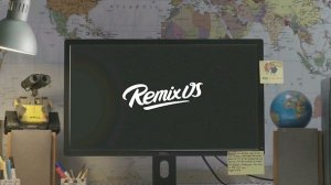 Remix OS 2.0.205 Beta [x86, x86-64] 2xDVD