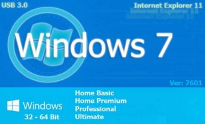 Windows 7 SP1 x86-x64 AIO 2017 By Grimm_13 [Ru/En]