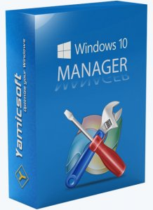 Windows 10 Manager 2.0.8 Final RePack (& Portable) by D!akov [Multi/Ru]