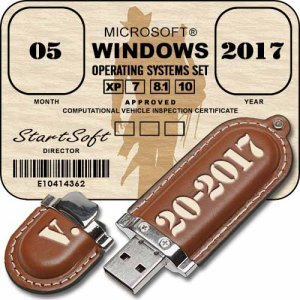 Microsoft Windows Operating Systems Set Release By StartSoft 20-2017 [Ru]