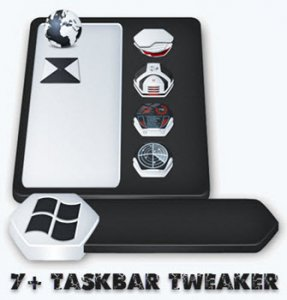 7+ Taskbar Tweaker 5.3 + Portable [Multi/Ru]