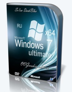 Microsoft Windows 7 Ultimate Ru x64 SP1 7DB by OVGorskiy® 06.2017 [Ru]