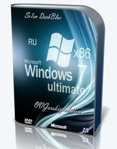 Microsoft Windows 7 Ultimate Ru x86 SP1 7DB by OVGorskiy® 06.2017 [Ru]