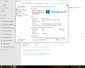 Windows 10 LTSC (x86-x64) [17763.1 AutoActiv] WPI by AG 10.2018 Русский