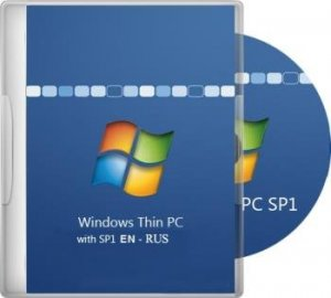 Windows Thin PC SP1 x86 [En] (6.1.7601) + langPatch