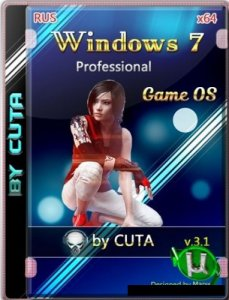 Windows 7 Professional SP1 x64 Game Игровая сборка