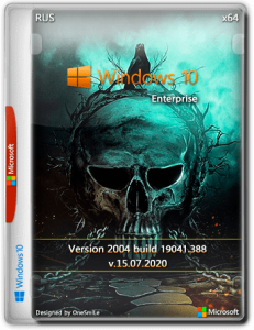 Windows 10 Enterprise 2004 x64 Rus by OneSmiLe