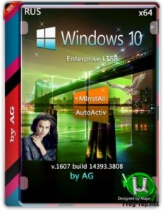 Windows 10 Enterprise LTSB WPI by AG 07.2020 [ 18363.997] (x64)