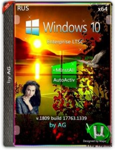 Windows 10 LTSC WPI by AG