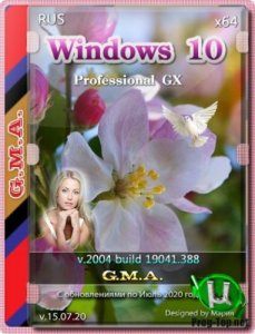Windows 10 PRO 2004 [GX] (x64)