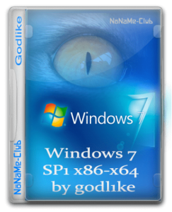 Windows 7 SP1 х86-x64 by g0dl1ke 21.03.10 [Ru]